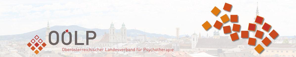 Logo OÖLP - Oberösterreichischer Landesverband für Psychotherapie