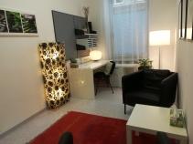 Einzeltherapieraum 12 m²